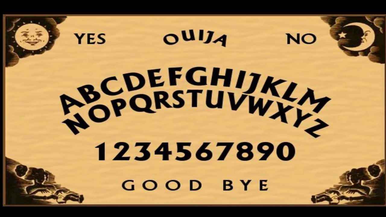 Ouija board demon growth fetish - 4 3
