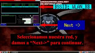Video Tutorial Wifiway 3.0 Feeding Bottle Contraseñas WEP