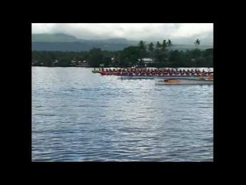 2010 Independence Day Fautasi Race in Upolu 1/6