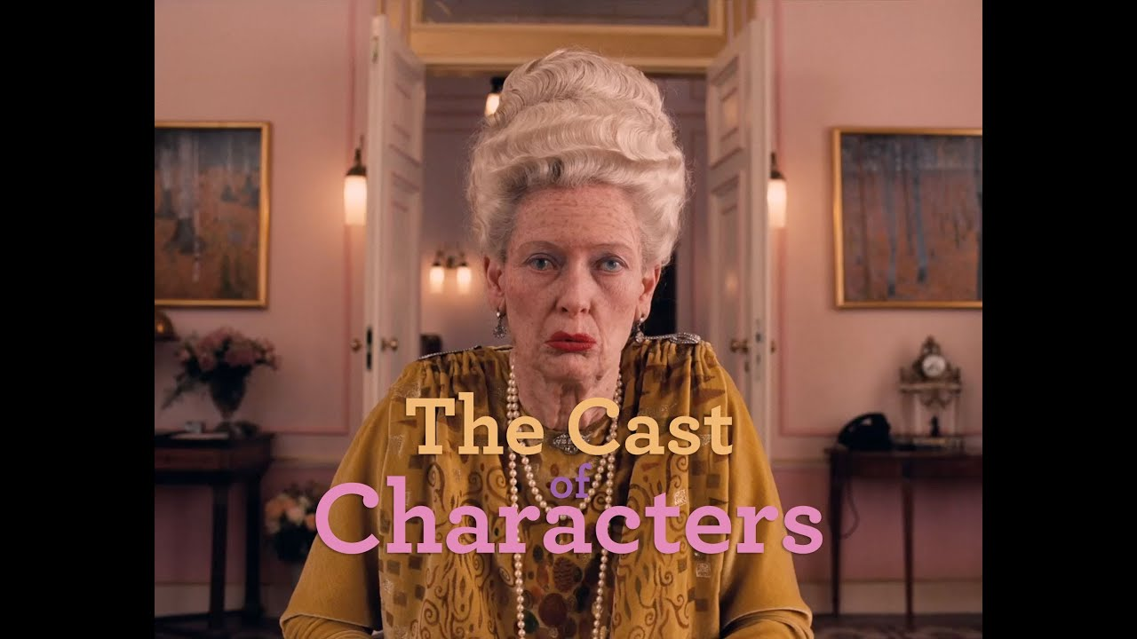 The Grand Budapest Hotel Meet The Cast Of Characters