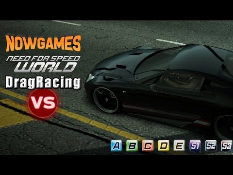Infiniti G35 vs Nissan Skyline GT-R [R32] - Need for Speed World DragRacing Versus