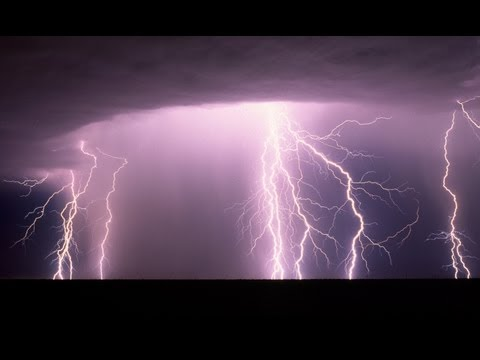 LIGHTNING: Epic cinematography