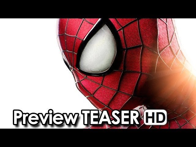 The Amazing Spider-Man 2 Preview Teaser (2014) HD