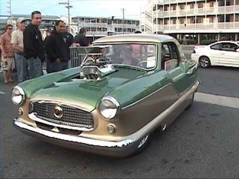 Pro Street nash metropolitan Big Block oc md