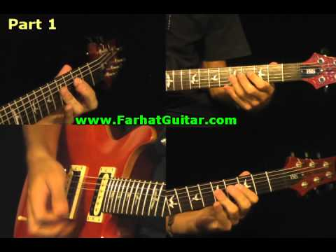 Can´t Stand Losing You - The Police Guitar Cover 1/5 www.FarhatGuitar.com