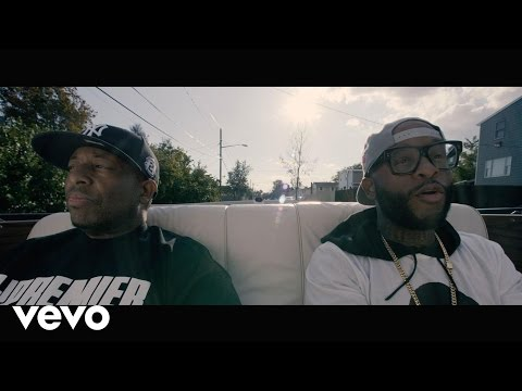 PRhyme - Courtesy ft. DJ Premier, Royce Da 5'9""