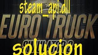 Solucion Error Falta Archivo Steam_api.dll Varios