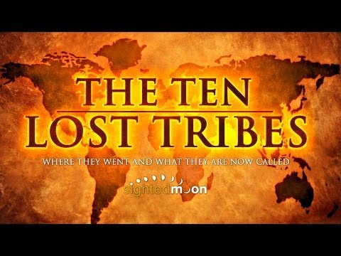 #4 The Ten Lost Tribes | Where They Went, What They Are Now Called -- Part 2
