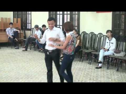 Điệu nhảy này hay mà đơn giản dễ học