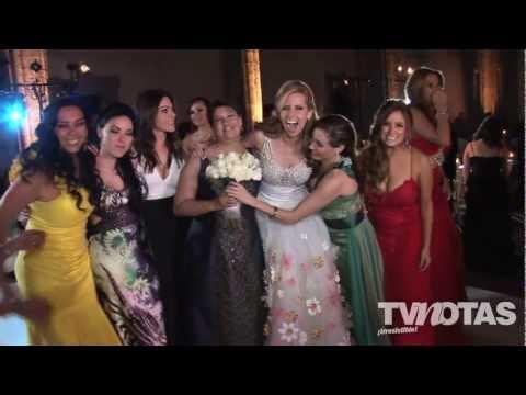 La espectacular boda de ¡Raquel Bigorra!