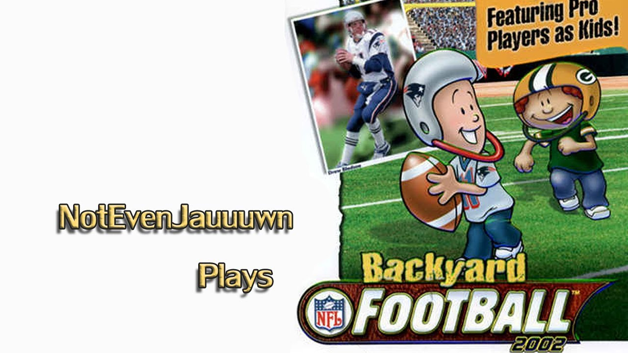 backyard football 2002 dallas cowboys vs philadelphia eagles