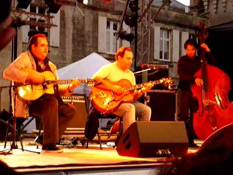Bireli Lagrene gipsy Trio