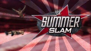 WWE SummerSlam 2013 - Cena vs Bryan - Live Streaming - 2nd Job - Social Media Manager