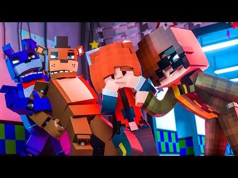 Minecraft FNAF 7 Pizzeria Simulator - Management Problems?! (Minecraft Roleplay)
