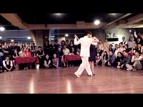 2011 Seoul Tango Festival Retro Milonga - Daniel y Wei-Ning 2