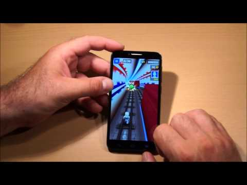 ALCATEL ONETOUCH IDOL 2 - Videoreview