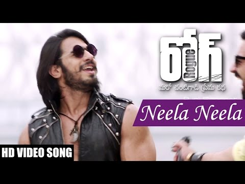 Neela-Neela-Full-Video-Song----Rogue-Movie