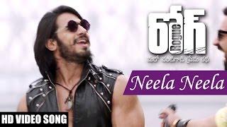 Neela-Neela-Full-Video-Song----Rogue-Movie