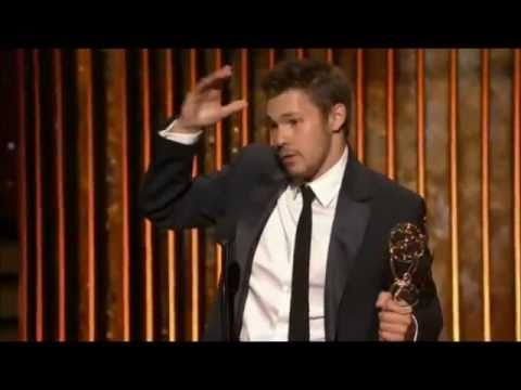 SCOTT CLIFTON WINS EMMY FOR OUTSTANDING YOUNGER ACTOR AT THE 2011 DAYTIME EMMY AWARDS