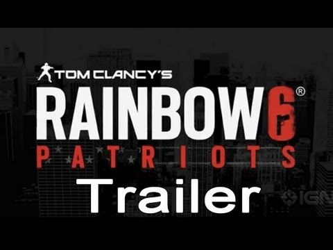 Rainbow 6 Patriots: Gameplay