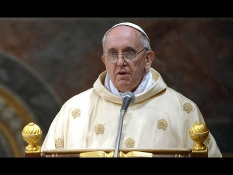 Pope Francis Slams Abortion