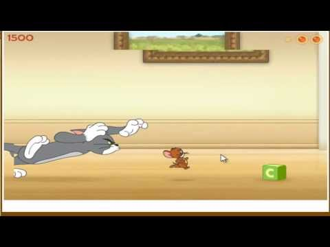 Tom and Jerry   What's the Catch   Online Kids Games HD