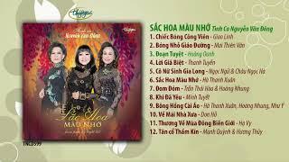 CD Sắc Hoa Màu Nhớ / Tình Ca Nguyễn Văn Đông (TNCD599) songs from PBN 125