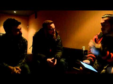 Protest The Hero Interview 2014 - Glasgow - Rock n Reel Reviews
