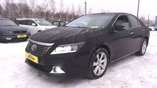 2013 Toyota Camry 3.5L. Start Up, Engine, and In Depth Tour.. MegaRetr