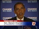 Raw Video Wxii Interviews Sen. Barack Obama