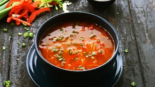 Spicy Stir fry Soup..