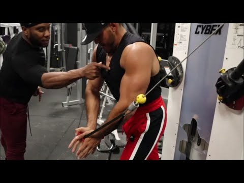 Perfect Chest Routine (With My Client Fabian) | Full Routine With Tips & Advice