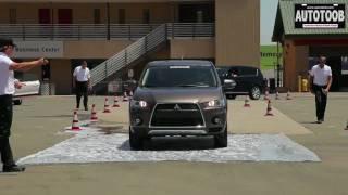 Amazing! Mitsubishi All-Wheel Control Systems