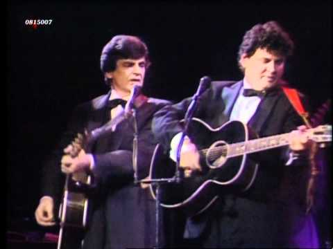 Everly Brothers - Crying In The Rain (live 1983) HD