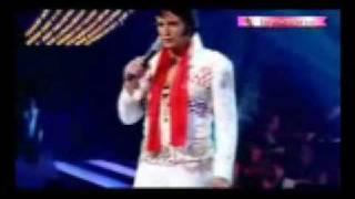Duet Shawn Klush & Elvis Presley The Wonder Of You