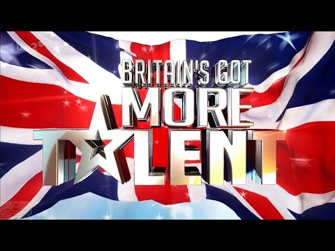 Britain's Got More Talent 2017 Season 11 Episode 5 Intro Full Clip S11E05