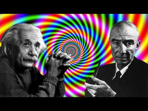 Albert Einstein vs J. Robert Oppenheimer - Chess game