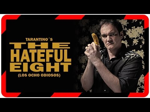 Pelicula: The hateful eight (Los 8 odiosos) (2014) II The hateful eight, nueva pelicula Tarantino