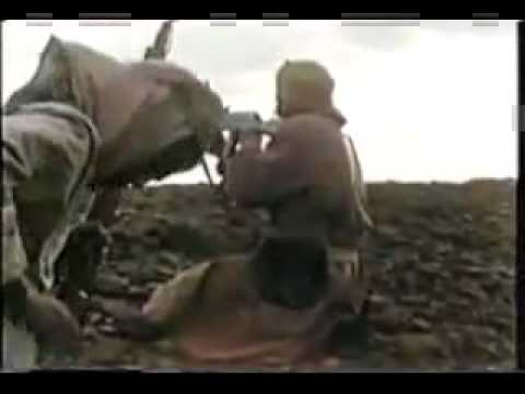 فيديو نادر..جندي مغربي يقنص مقاتلا من البوليساريو