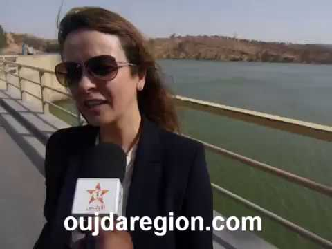 فيديو وصور… كاتبة الدولة المكلفة بالماء في زيارة لسد مشرع حمادي