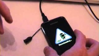 Fix Bricked Samsung Galaxy S I9000