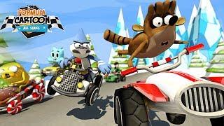 Formula Cartoon All-Stars Android GamePlay Trailer (HD