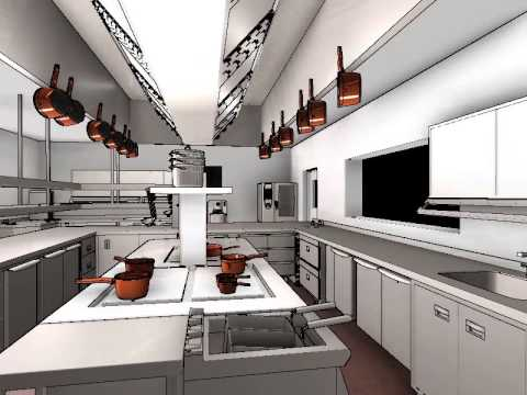 Commercial Kitchen Design Consultants Uk