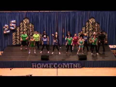 Unk homecoming lip sync 2013 - antelope and nester halls
