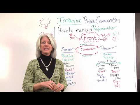 Improving Your Project Management Communication - YouTube