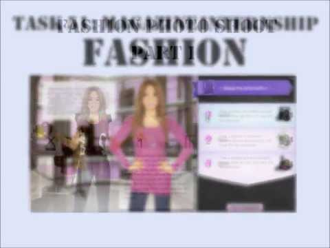 Stardoll Academy Walkthrough Task 51: Magazine Internship FASHION: Fashion Photoshoot Part 1