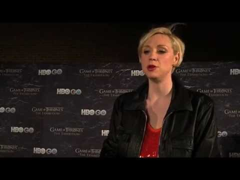 Game of Thrones Season 4: Gwendoline Christie Remembers the Fallen (HBO)