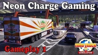 Euro Truck Simulator 2 (2012) Gameplay Load 1