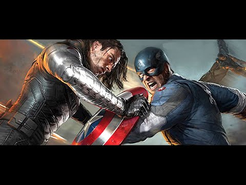 Captain America The Winter Soldier Trailer 2 - Review Edition