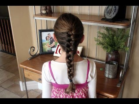 How to French Braid #2 | Braided Hairstyles